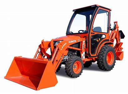 Kubota B2301 Cab B2601 Curtis Tractors 2601