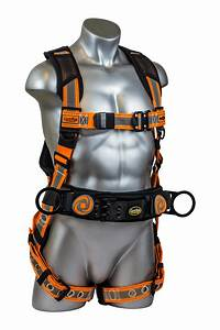 Reflective Cyclone Construction Harness