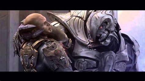 Halo Wars Spartans Vs. Elites, Forge Vs. Arbiter