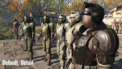 Mods Fallout Armor Clothing 1151 Raider Enhanced