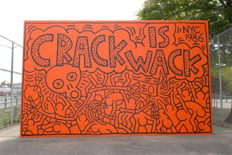 keith haring mural nyc keith harings nyc 7 must see murals statues and installations