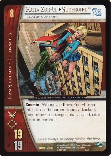 system collectible card game supergirl maid