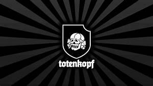 Wallpaper: Waffen SS Totenkopf Division