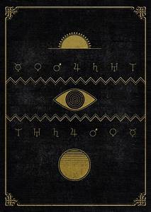 Black & Gold Series - Solar System | Esoteric | Pinterest