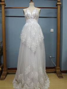 aliexpresscom buy halter backless summer beach wedding With buy beach wedding dress