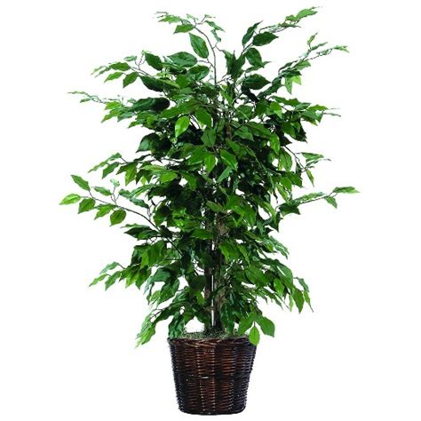 artificial ficus bush green 4 quot target