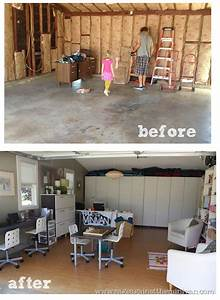 25 Best Ideas About Garage Office On Pinterest