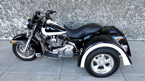 Harley Police Trike Irs Suspension Air Ride For Sale
