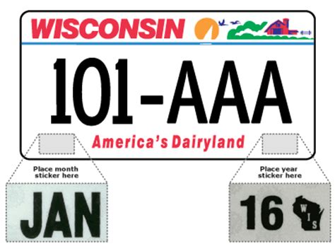 Wisconsin Dot Boat Trailer Registration by Wisconsin Dmv Official Government Site Autos And Light