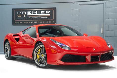 Novitec cranks up power, volume of f8 tributo. £176995 2016 FERRARI 488 GTB For Sale on Prestige Motor Warehouse