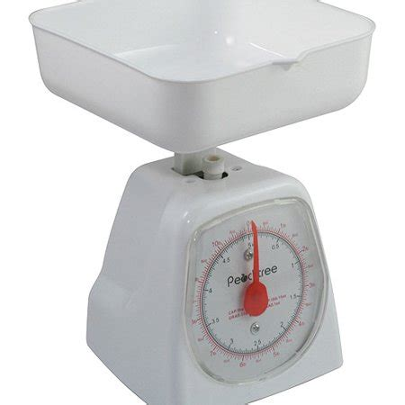 american weigh scales peachtree  lb kitchen dial food scale walmartcom