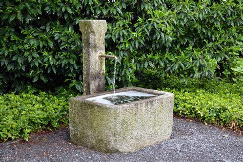 Wasser Im Garten  Kreative Gärten