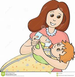 Mother Feeding Baby Clipart (61+)