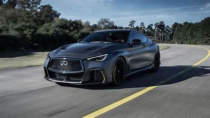 Infiniti Project Concept F1 Rocket Inspired
