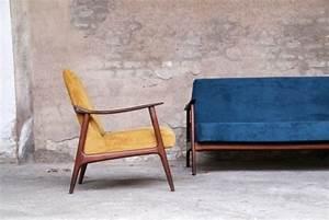 Fauteuil Vintage Scandinave : le fauteuil design scandinave ~ Dode.kayakingforconservation.com Idées de Décoration