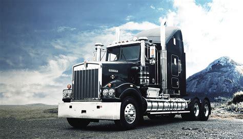 kenworth  history   trucking legend