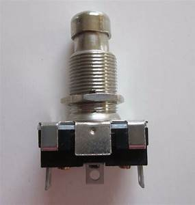 New Gaynor Micro Switch 7073d Spdt Momentary Pushbutton
