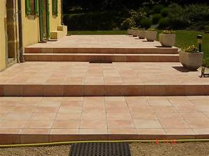 rougeron patrick carrelage terrasse With pose carrelage terrasse