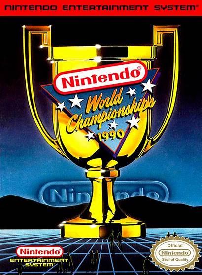 1990 Nintendo Championships Games App Launchbox Box