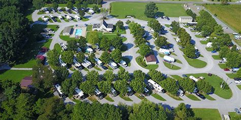clarksville rv park  campground  camping america