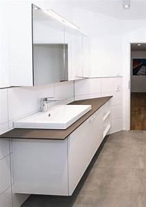 Haustüren Günstig Mit Einbau : einbau schrankwand badezimmer mit spiegelschrank reiner knabl m belwerkstatt ~ Frokenaadalensverden.com Haus und Dekorationen
