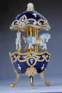 Faberge Egg Music Boxes