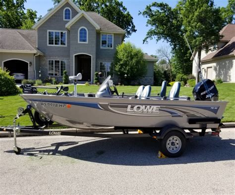 Used Aluminum Boats For Sale By Owner by Lowe Fishing Boats For Sale Used Lowe Fishing Boats For