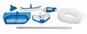 Kit Entretien Piscine Gonflable : kit d 39 entretien vac pour piscine intex ~ Voncanada.com Idées de Décoration