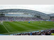 Brighton & Hove Albion FC Football Club of the Barclay