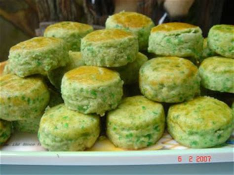 yochanas cake delight green peas cookies
