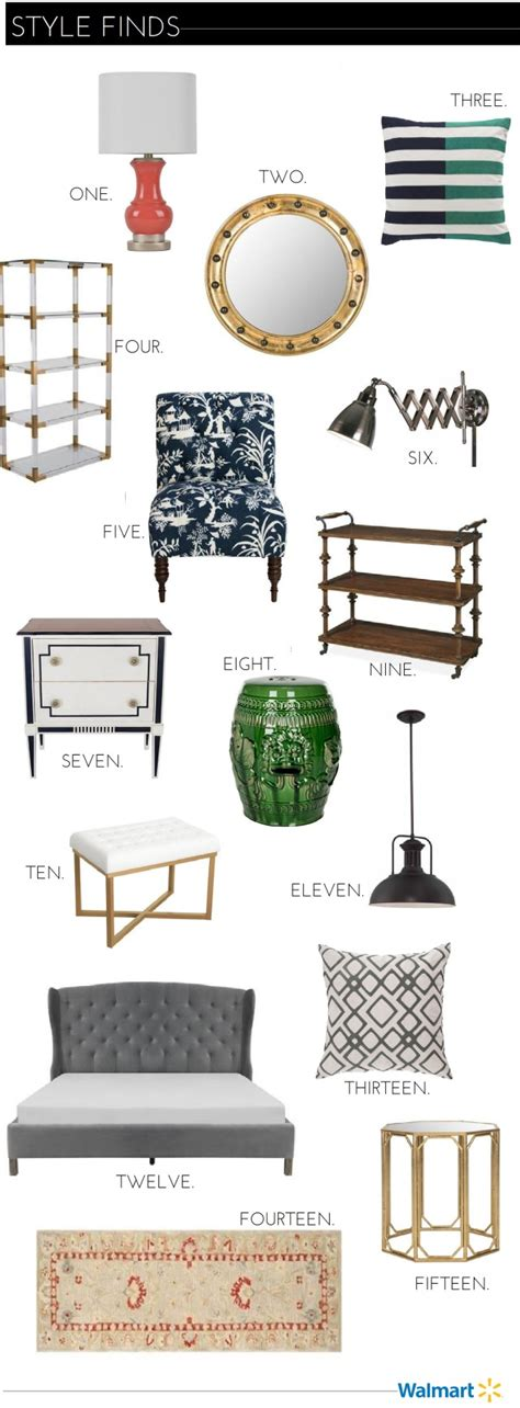 15 Fab Home Finds At Walmartcom  Emily A Clark
