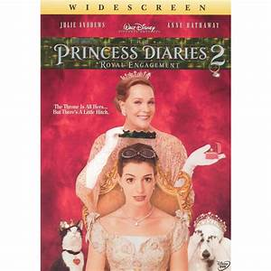 The Princess Diaries 2 Royal Engagement Ws Dvdvideo