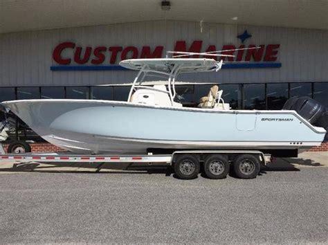 Sportsman Boats Statesboro by Sportsman Boats Open 312 Boats For Sale