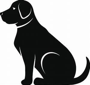 Royalty Free Labrador Retriever Clip Art, Vector Images ...