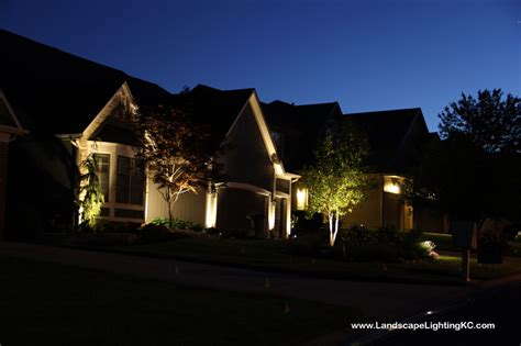 overland park landscape lighting landscape lighting