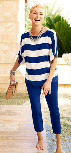 Summer Outfits For Women Over 60 Fashion Woman + 40 on Pinterest Over 40 Over 50 and Rita ...