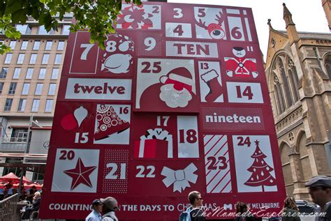 christmas house decorations melbourne decorations in melbourne day walk the nomadic explorers australian travel