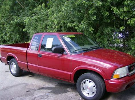 electric power steering 2003 gmc sonoma engine control buy used 2003 gmc sonoma sls extended cab pickup 3 door 4 3l in kissimmee florida united states