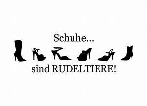 Schuhe Sind Rudeltiere : m beltattoos und m belaufkleber schuhe sind rudeltiere ~ Markanthonyermac.com Haus und Dekorationen
