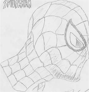 Spider-Man Pencil Sketch by Bminus on DeviantArt