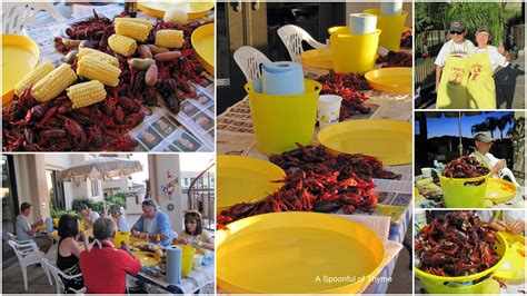 Crawfish Boil Table Decorations by Crawfish Boil Decorations Images