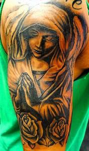 35 Beautiful Angel Tattoos Ideas | tatts | Beautiful angel ...