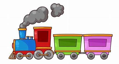 Train Toy Trains Clipart Rock Rides State