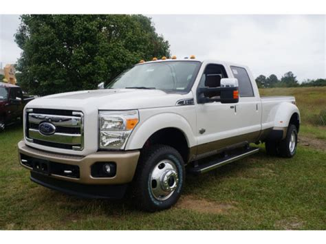 Ford F550 King Ranch by Ford F550 King Ranch Reviews Prices Ratings With