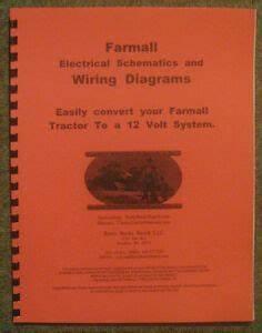 Farmall 12 Volt Conversion Wiring Diagrams