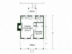 small one bedroom cabin plans small log cabin bedrooms With one bedroom home design ppics