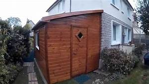 Construction d'un abri ou d'une cabane de jardin YouTube