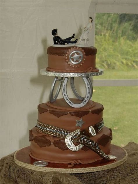 western cake toppers for wedding cakes western rodeo mix and match wedding cake toppers wedding 1245