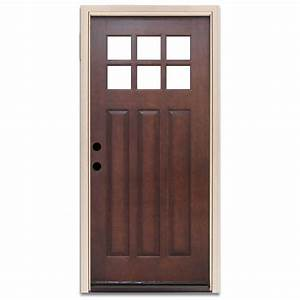 Wood Doors - Front Doors - Doors - The Home Depot