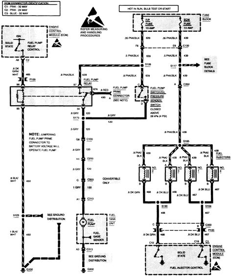 94 Cavalier Wiring Diagram by I A 94 Chevy Cavalier And I Lost Power To The Fuel